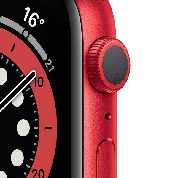 Apple Watch Gen 6 Series 6 40mm Rouge - Reconditionnée Premium