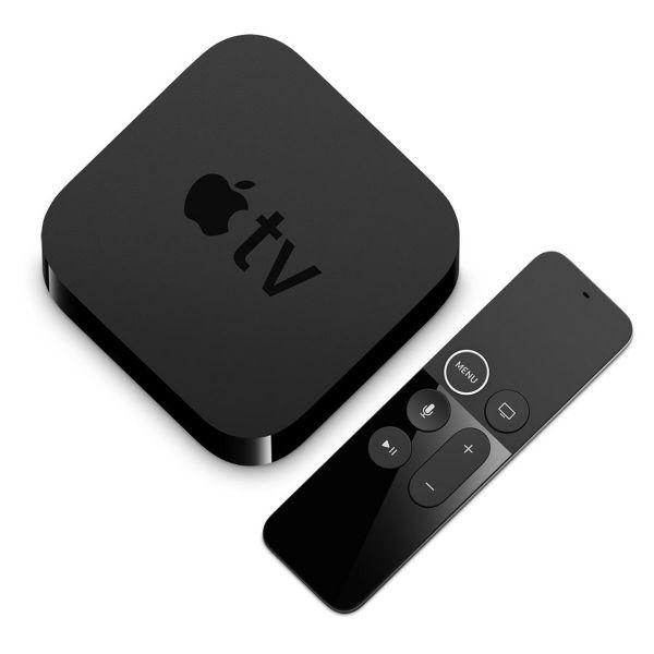 Apple TV 4K 64GB Black - Reconditionnée Premium