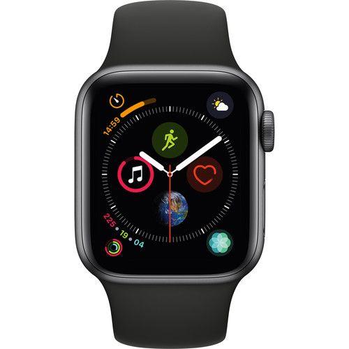 Apple Watch GPS Series 4 - 40mm - Gris Sidéral - Reconditionné