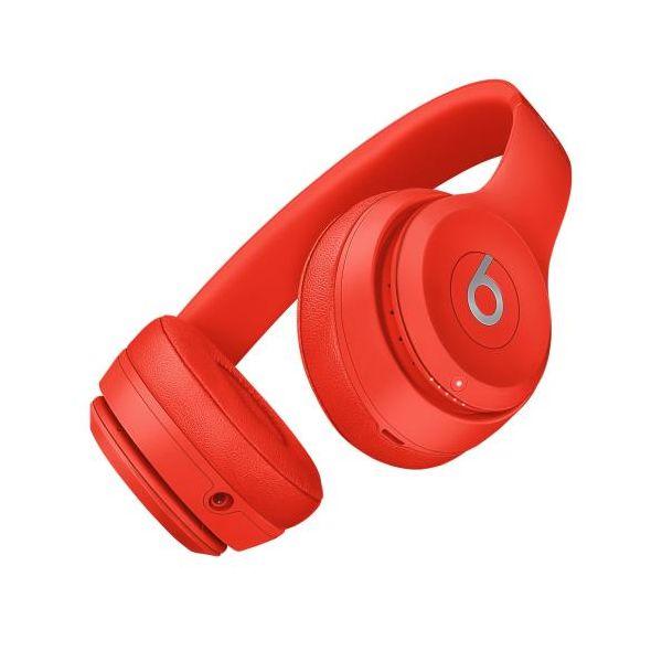 Beats Solo3 Wireless Rouge - Reconditionné Premium