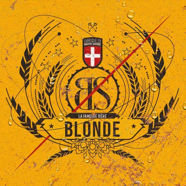 BS Blonde Bio - Pack 3x33cl