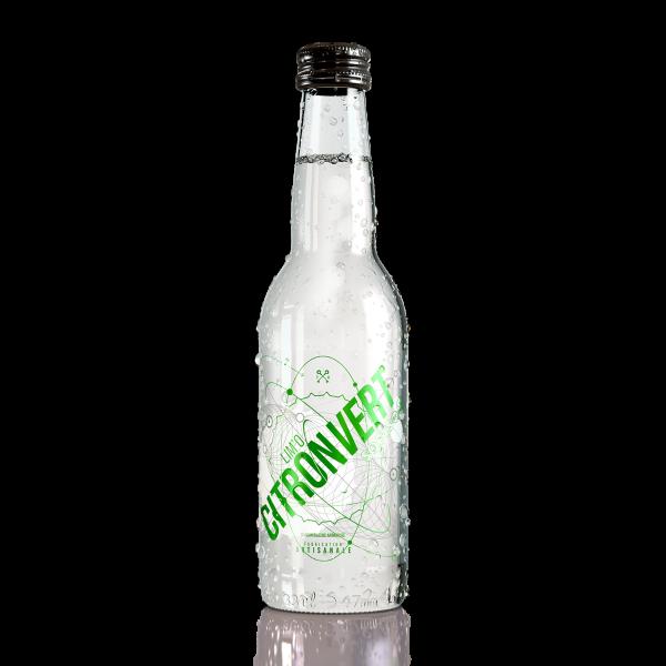 Lim'O Citron Vert BIO - 33 cl x 6