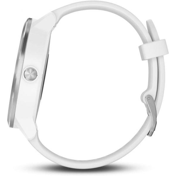 Vívoactive 3 Inox + bracelet blanc- Reconditionné officiel