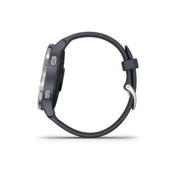 Venu Argent / bracelet Bleu Granit - Reconditionné officiel
