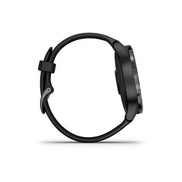 Venu ardoise en acier inoxydable - bracelet Noir - Reconditionné officiel