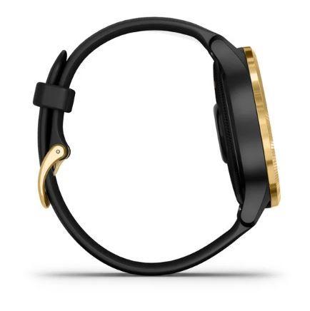 Venu Or / bracelet Noir - Reconditionné officiel