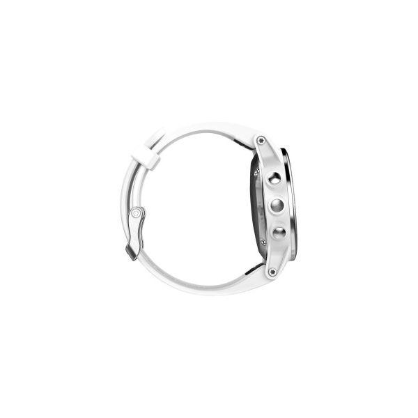 Fénix 5s Argent + Bracelet blanc Carrara - Reconditionné officiel