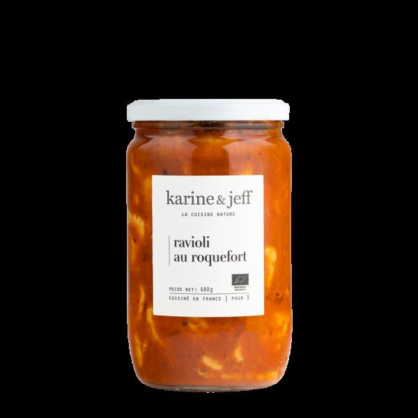 Ravioli au roquefort - 3 pots de 680g