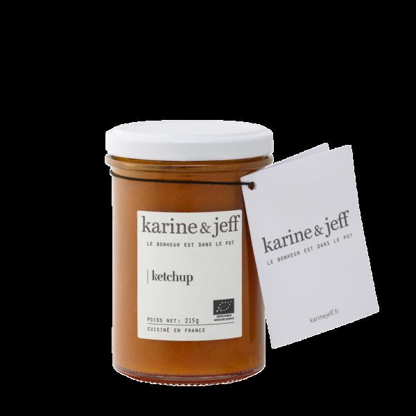 Ketchup - 3 pots de 215g
