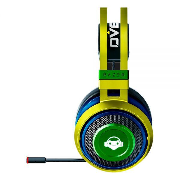 Razer Nari Ultimate Overwatch Lucio Edition – Reconditionné Officiel