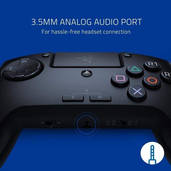 Manette Raion Fightpad Playstation 4 – Reconditionné officiel