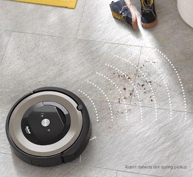 iRobot Roomba E6 – Reconditionné Officiel