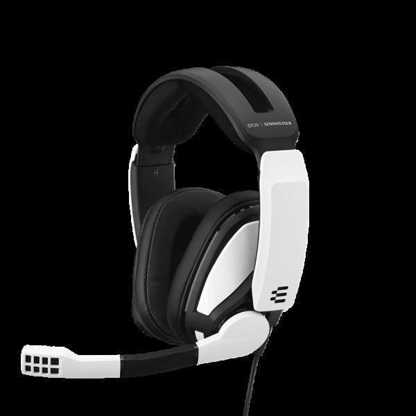 EPOS | Sennheiser GSP 301 Blanc - Reconditionné officiel