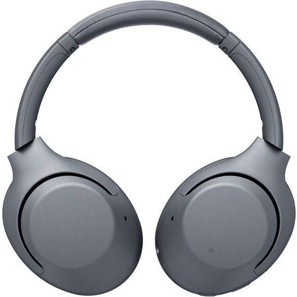 Casque Sony WH-XB900N à réduction de bruit - Gris - Reconditionné Premium