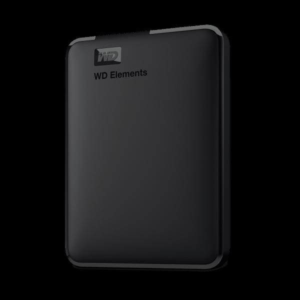 WD Elements Portable 2 To Noir - Reconditionné officiel
